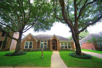 Missouri City Single Family Home For Sale: 4606 Lakeside Meadow Drive