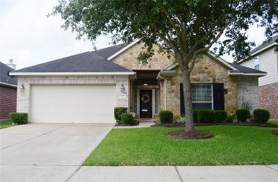 Rosenberg Single Family Home For Sale: 2207 Winchester Lake