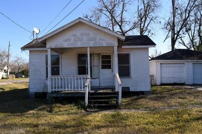 Crosby Single Family Home For Sale: 5516 & 5514 Pecan Street
