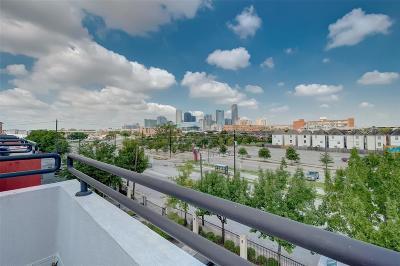 Houston Condo/Townhouse For Sale: 310 S Jensen Drive #7
