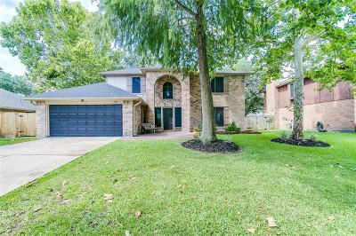 Friendswood Single Family Home For Sale: 1806 Coronado Street