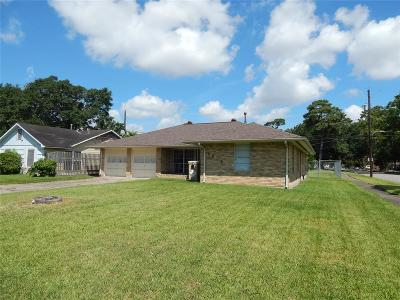 Houston Single Family Home For Sale: 8543 Concord Street
