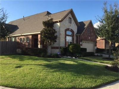 Sugar Land Single Family Home For Sale: 2134 Ascot Lane