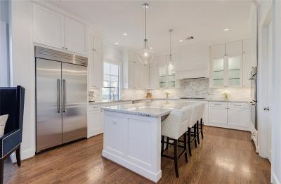 Houston Single Family Home For Sale: 1701 Michigan Street