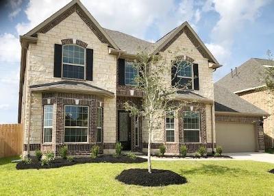 Richmond Single Family Home For Sale: 20710 Barrington Meadow Trace