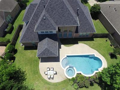 Katy Single Family Home For Sale: 4018 Garden Branch Court