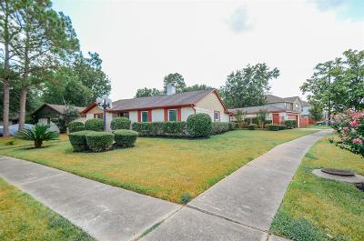 Missouri City Single Family Home For Sale: 1023 Whispering Pine Drive