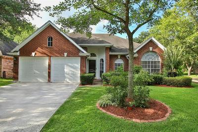 Houston Single Family Home For Sale: 1443 Basswood Springs Court
