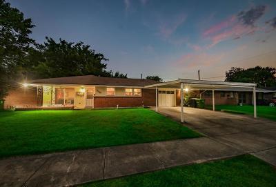 Houston Single Family Home For Sale: 738 Globe Street