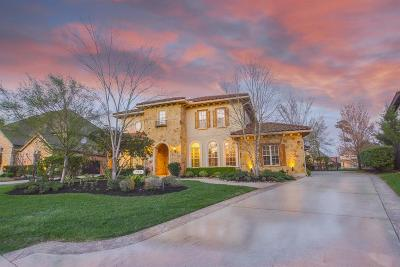 The Woodlands Single Family Home For Sale: 150 Bauer Point Circle