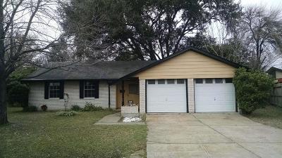 Houston Single Family Home For Sale: 634 Saddle Rock Drive