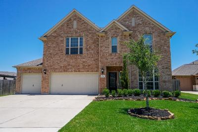 Katy Single Family Home Option Pending: 3214 Gibbons Crest Lane