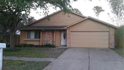 Houston TX Single Family Home For Sale: $134,900