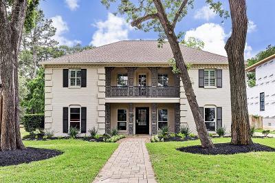 Houston Single Family Home For Sale: 14835 Bramblewood Drive