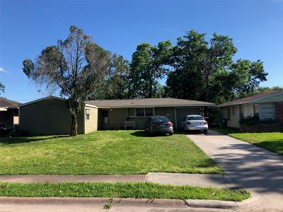 Houston Single Family Home For Sale: 6118 Kenilwood Drive