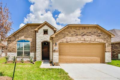 Tomball Single Family Home For Sale: 23022 Silver Linden