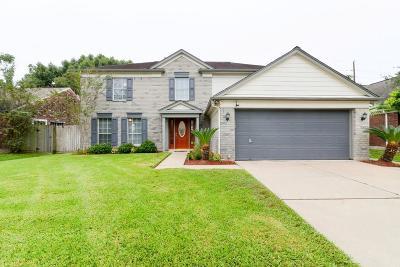 Harris County Single Family Home For Sale: 22963 Indian Ridge Drive