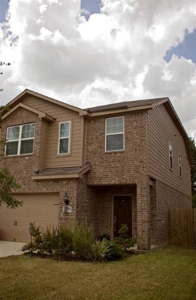 Pinehurst Single Family Home For Sale: 12078 Quartersawn Lane