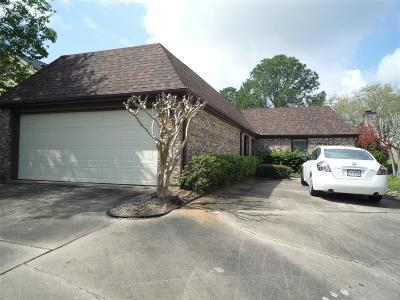 Missouri City Single Family Home For Sale: 2810 Brookline Drive