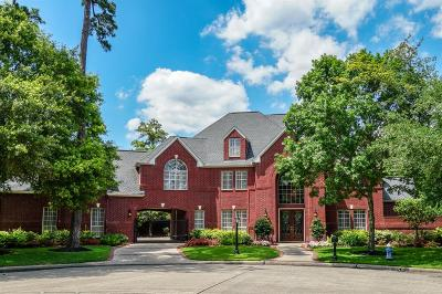 Houston Single Family Home For Sale: 6 Champions Bend Circle