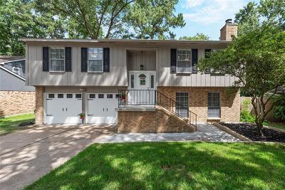 Houston Single Family Home For Sale: 3111 Beaver Glen Drive