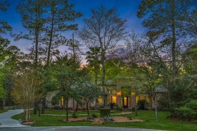 Magnolia Single Family Home For Sale: 27119 Bearclaw Court