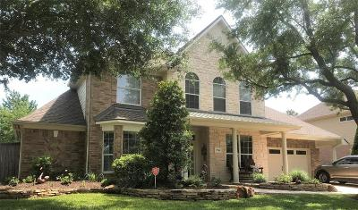 Tomball Single Family Home For Sale: 17314 Sunset Arbor Drive
