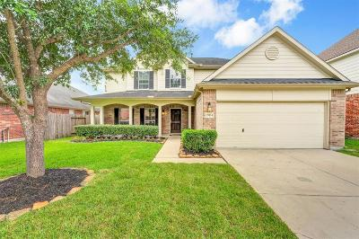 Summerwood Single Family Home For Sale: 13914 Eden Manor Lane