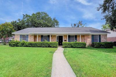 Houston Single Family Home For Sale: 9546 Meadowvale Drive