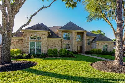 Katy Single Family Home For Sale: 21102 Crystal Greens Drive