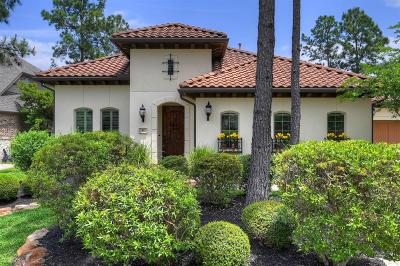 The Woodlands Single Family Home For Sale: 47 S Shasta Bend Circle Circle