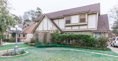 Conroe Single Family Home For Sale: 33 Devonshire Drive