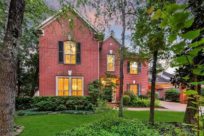 Single Family Home For Sale: 15 N Goldenvine Circle
