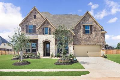 Single Family Home For Sale: 1726 Brea Ridge Trace