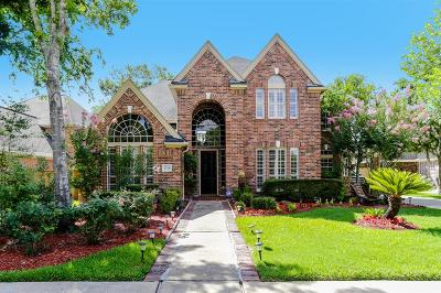 Sugar Land Single Family Home For Sale: 1710 Forestlake Drive