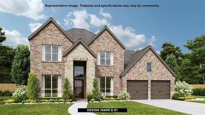 Fulshear Single Family Home For Sale: 28711 Casen Ranch Lane