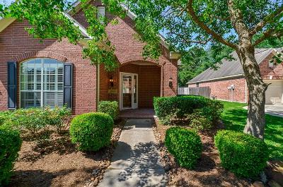 Cypress Single Family Home For Sale: 15506 Stable Oak Drive