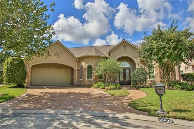 Spring Single Family Home For Sale: 16603 Bridge Creek Falls Court