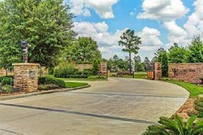 Tomball Residential Lots & Land For Sale: 7 Moonlight Springs Drive