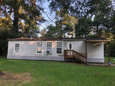 Conroe Single Family Home For Sale: 1506 Winchester Drive
