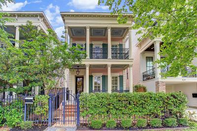 Houston Single Family Home For Sale: 441 W 24th Street #A