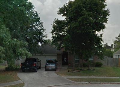Spring, The Wodlands, Tomball, Cypress Rental For Rent: 24023 Spring Oak Drive