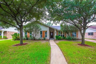Houston Single Family Home For Sale: 9410 Bob White Drive