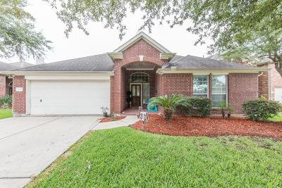 Deer Park Single Family Home For Sale: 2117 Woodlands Drive