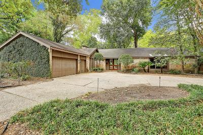 Houston Single Family Home For Sale: 106 Cove Creek Lane