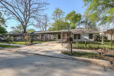 Houston Single Family Home For Sale: 433 Benbrook Drive