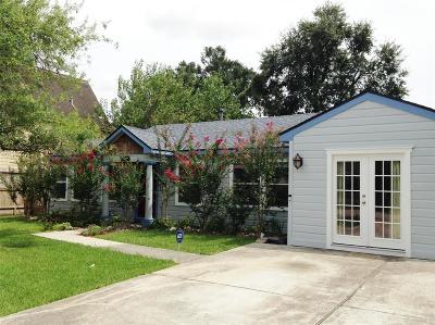 Houston Single Family Home For Sale: 6513 Teluco Street