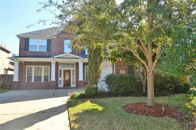 Sugar Land Single Family Home For Sale: 6806 Wittenberg Avenue