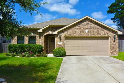 Conroe TX Single Family Home For Sale: $200,000