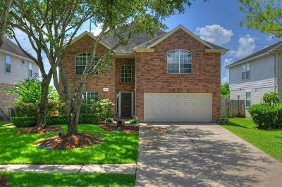 Richmond TX Single Family Home For Sale: $260,000